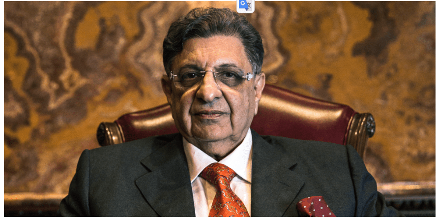 Cyrus Poonawalla with Net worth: $9.8 billion takes the 8th position