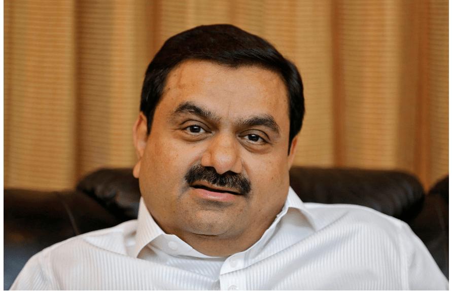 Gautam Adani of Net worth: $13.7 billion falls in the fifth position