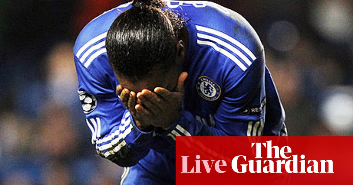 "Didier Drogba's departure After eight seasons at Chelsea, Didier Drogba has declared that he will leave the Blues ""for an extraordinary jump into the obscure."""