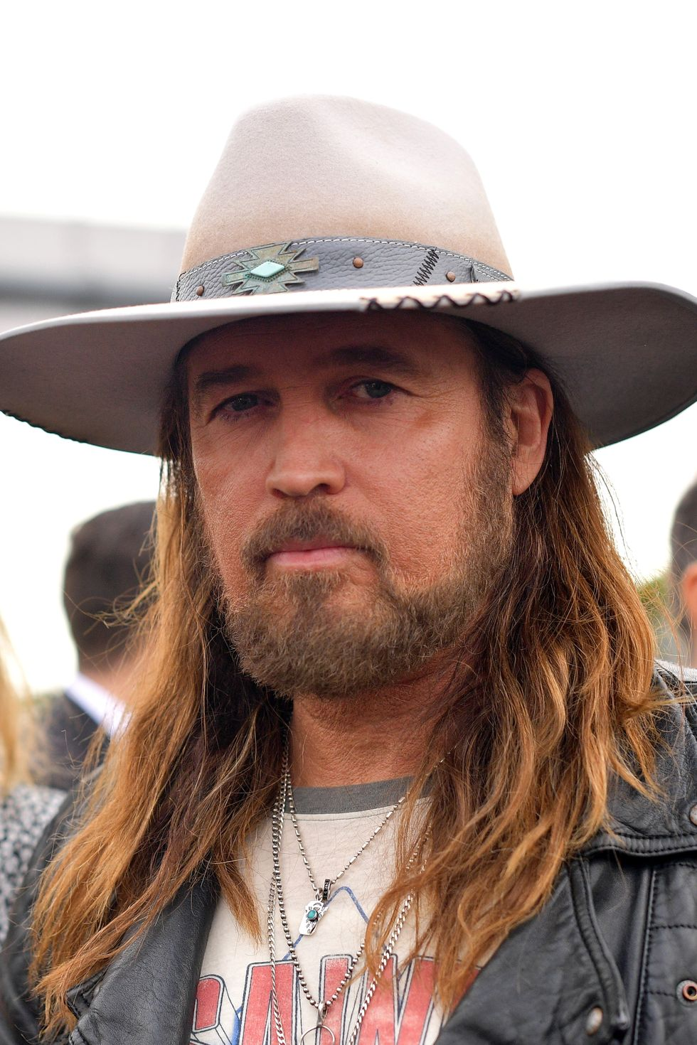 Billy Ray Cyrus, father of Miley Cyrus